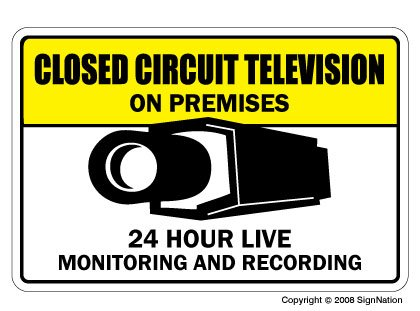 CCTV_Sign