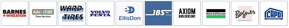 Sonitrol Western Canada Clients