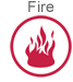 Sonitrol Fire Alarm Monitoring - plus smoke and sprinkler detectors