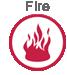 Sonitrol Fire Alarm Monitoring - plus smoke and sprinkler detectors