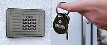 Sonitrol_Keyless_Access_Security Managed Office Building  Access Control