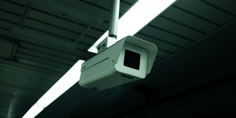 A conventional CCTV alarm system