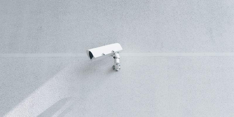 A conventional CCTV alarm
