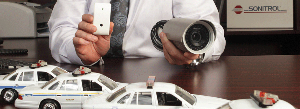 Sonitrol Uses The Latest CCTV Video And Audio Surveillance Technology